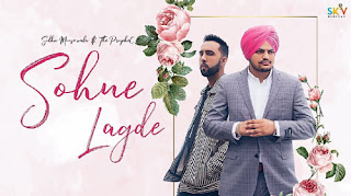 Sohne Lagde Song Lyrics by Sidhu Moose Wala
