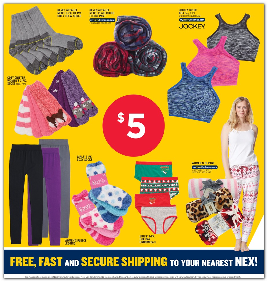 Navy Exchange Black Friday 2019 page 54