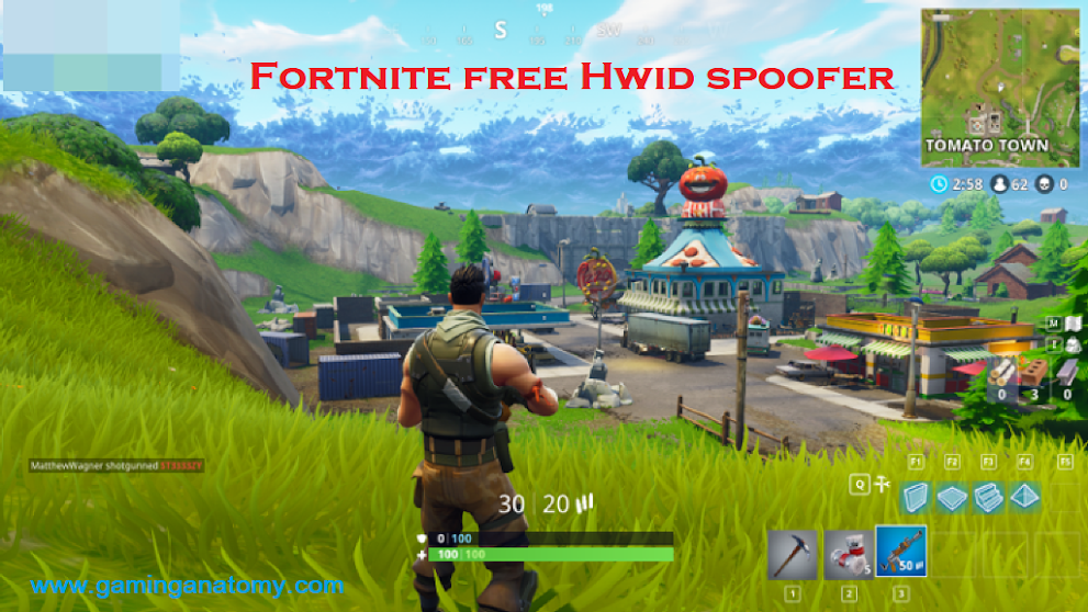 Fortnite Hardware ban Bypass, HWID Spoofer, New Update