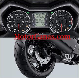 Speedometer Yamaha XMAX 250cc