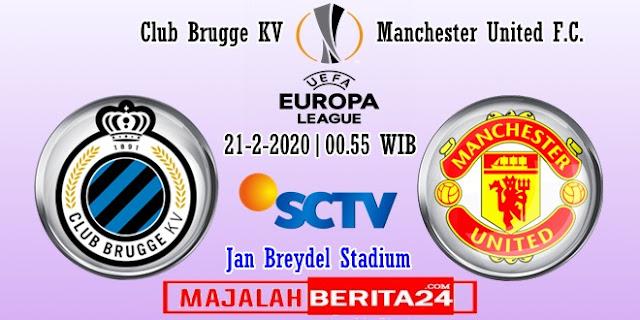 Prediksi Club Brugge vs Manchester United