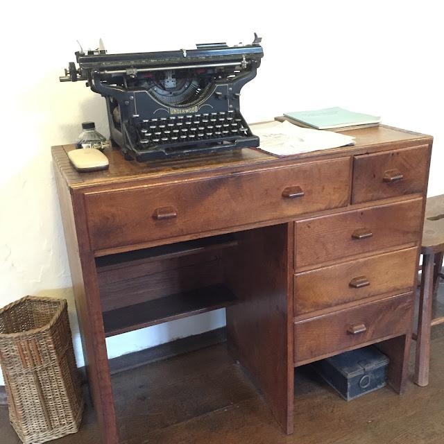 Arts and Crafts furniture Stoneycroft