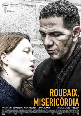 Com Léa Seydoux, Roubaix, Misericórdia Chega aso Cinemas a 10 de Setembro!