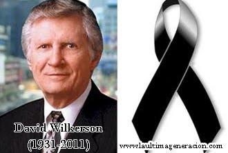 Muerte David Wilkerson