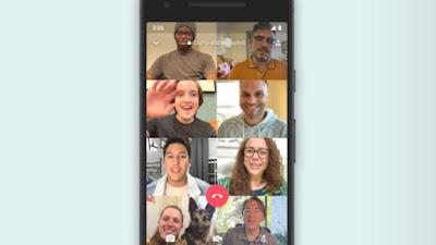 Mulai Hari Ini, Video Call WhatsApp Bisa 8 Orang, Begini Caranya