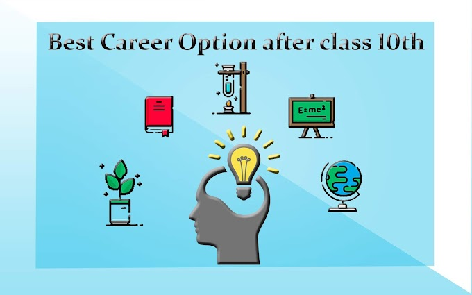 Best Career option after class 10th