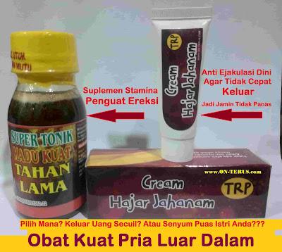 Alasan Cream Hajar Jahanam TRP Obat Oles Paling Bagus dan Aman