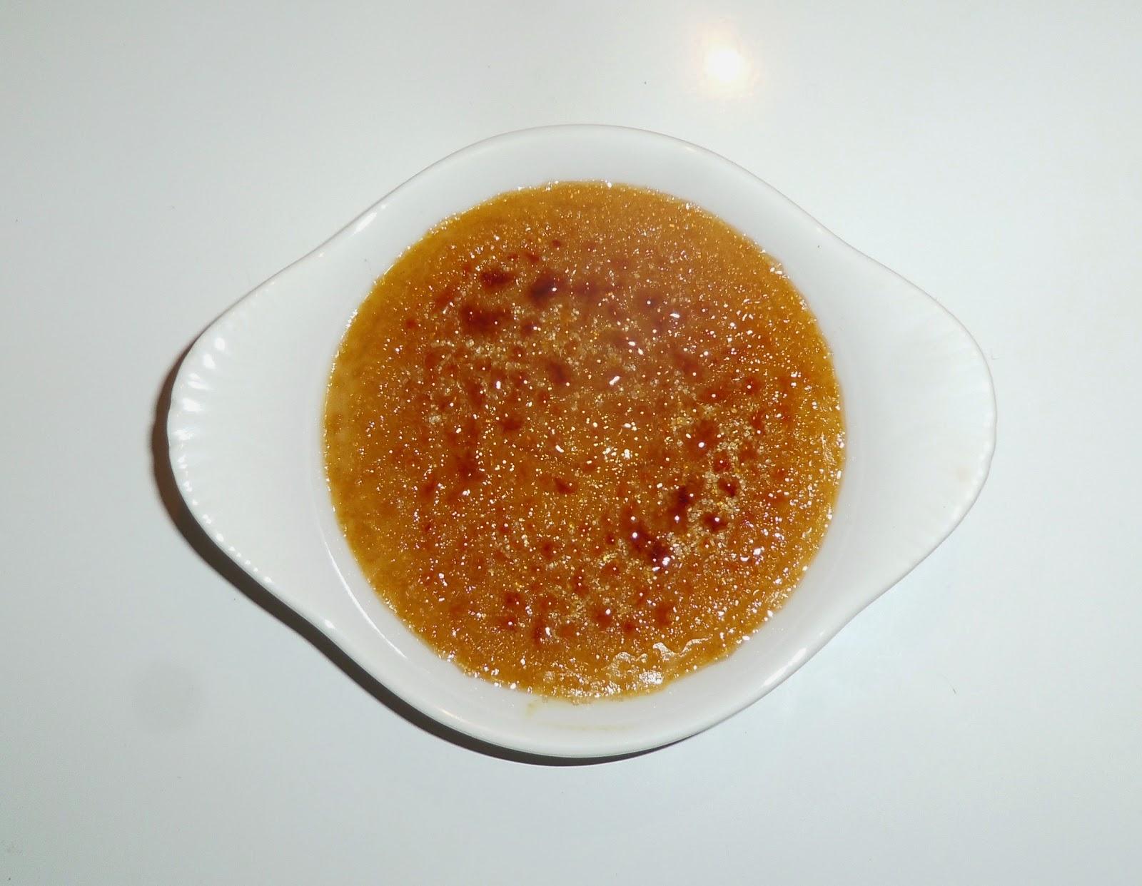 crème brulée spéculoos, recette avec des spéculoos, recette du nord