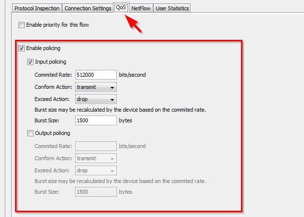 Isuru Rakshitha Senadheera: Configuring QoS for VPN Traffic