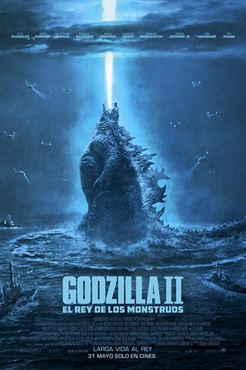 Godzilla King of the Monsters 2019 Hindi Dubbed HDCam 720p 900MB