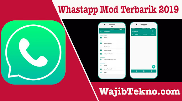 Download Apk Whastapp Plus Mod Terbaik Versi Terbaru Update 2019 For Android