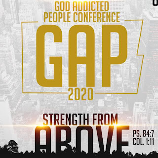All messages from Gap Conference 2020 (Strength From Above)