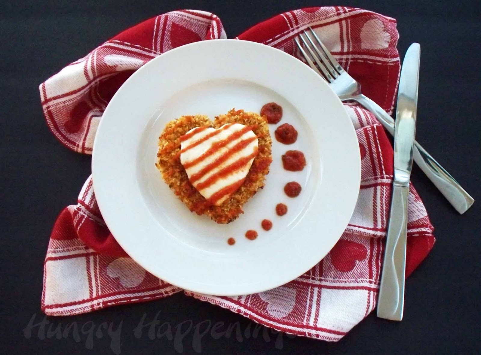 LOVE IN MY HEART Valentines Day Dinner Table Decoration Idea 2013 & Exciting How To Decorate Dinner Plates Photos - Best Ideas Interior ...
