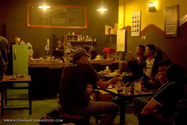 Queen Coffee Banjarnegara dan Obrolan Soal Konservasi