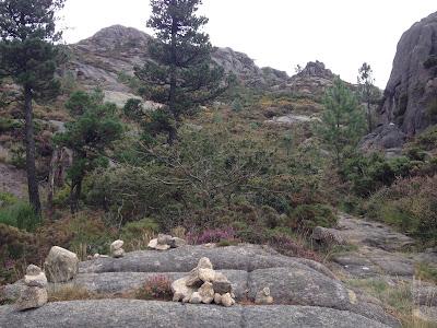 O Pindo 2012 / Trekking trail A Moa / Roteiro da Moa (by E.V.Pita)