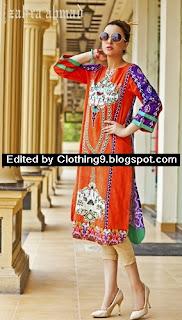 Zahra Ahmad Ready to Wear Tunics