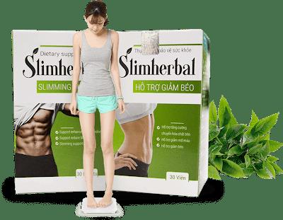 Giảm cân hiệu quả với thuốc uống giảm cân Slimherbal