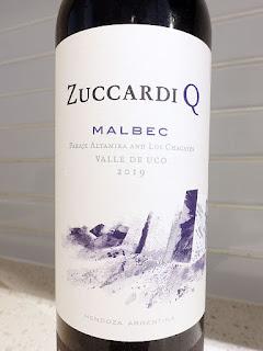 Zuccardi Q Malbec 2019 (89 pts)