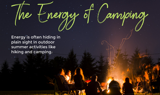 The Hidden Energy in Camping