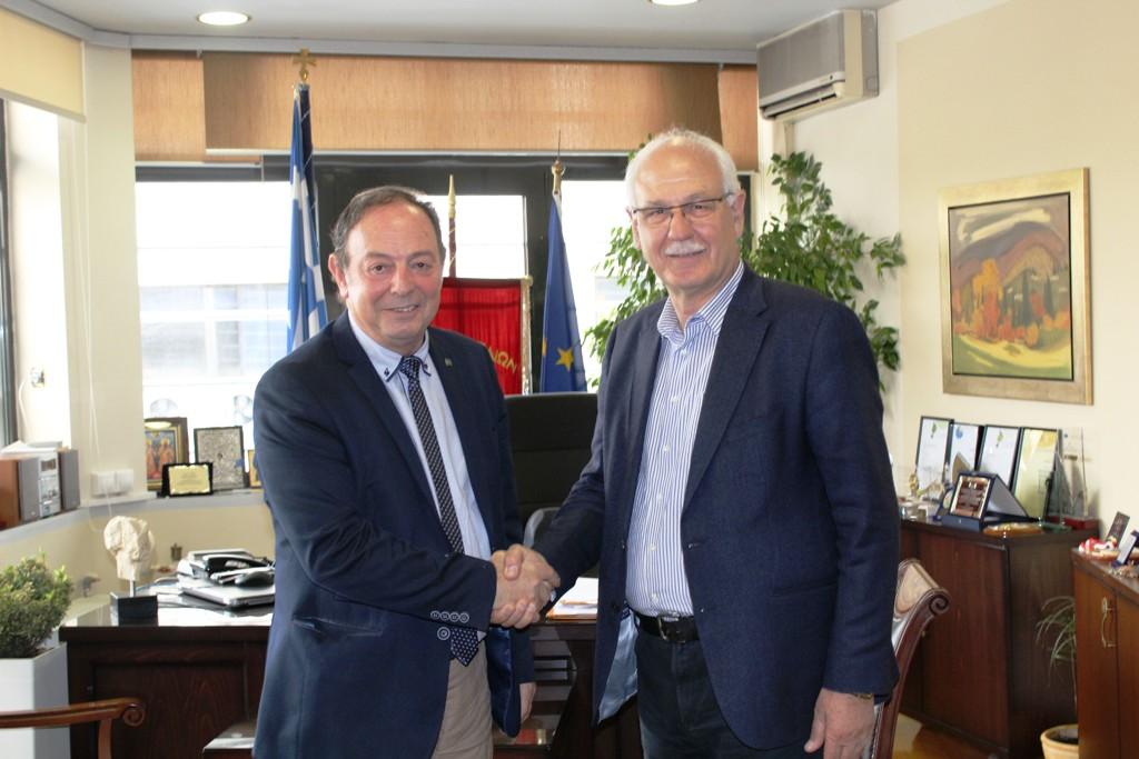 Υποψήφιος με την «Συμπαράταξη» ο Σωτήρης Βούλγαρης