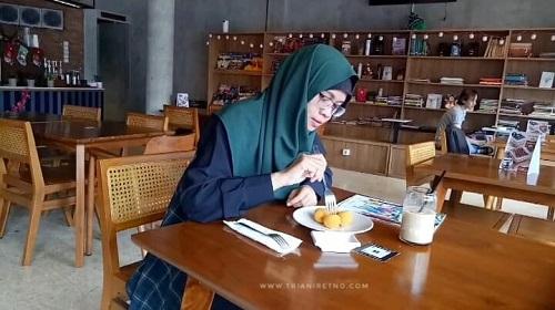Book Cafe Bandung