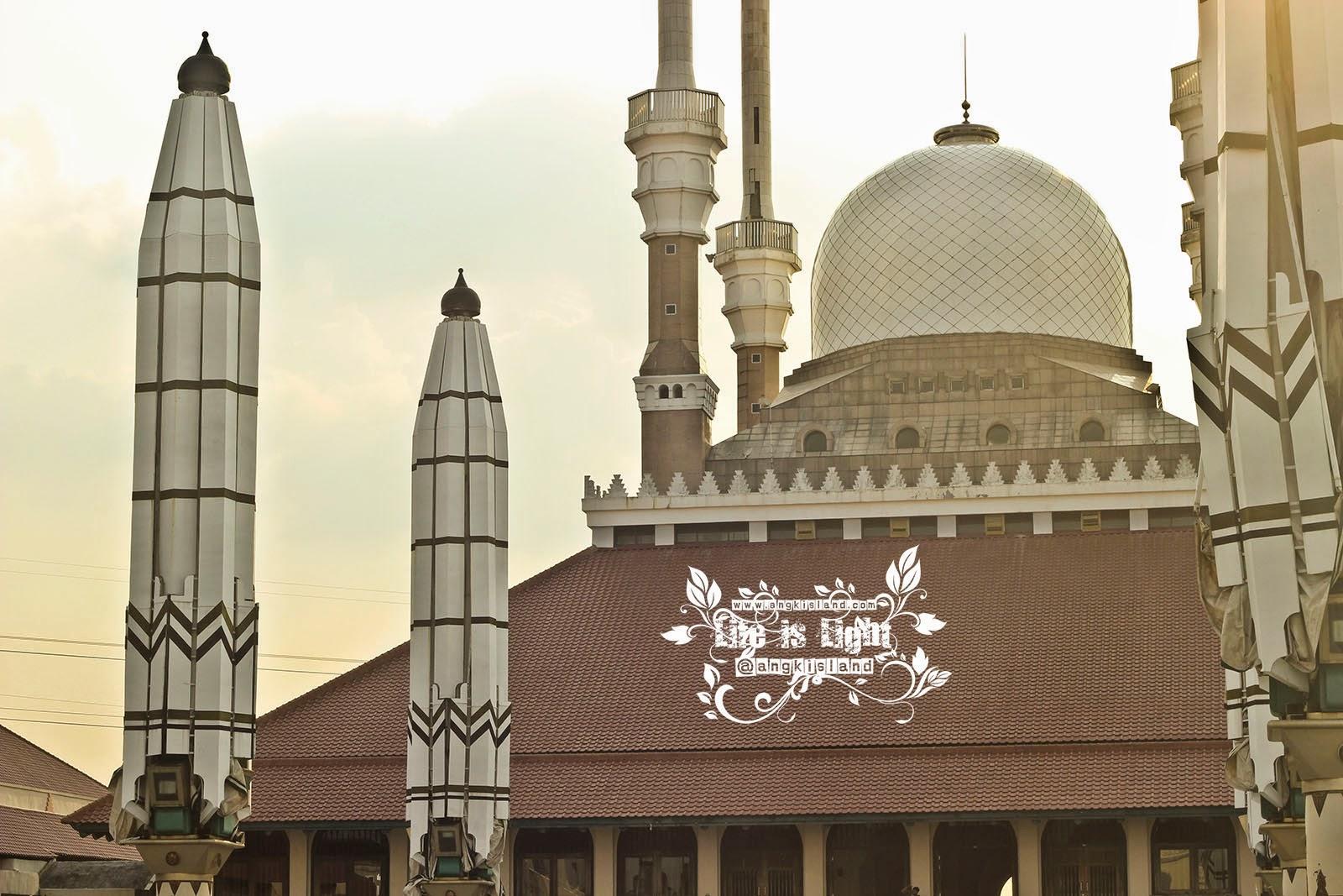 Masjid Agung Jawa