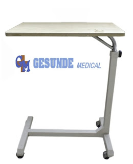 Overbed Table Powder Coating