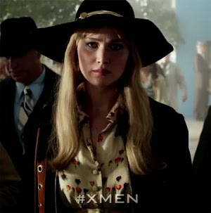 Jennifer Lawrence in the new trailer X-Men: Days of Future past