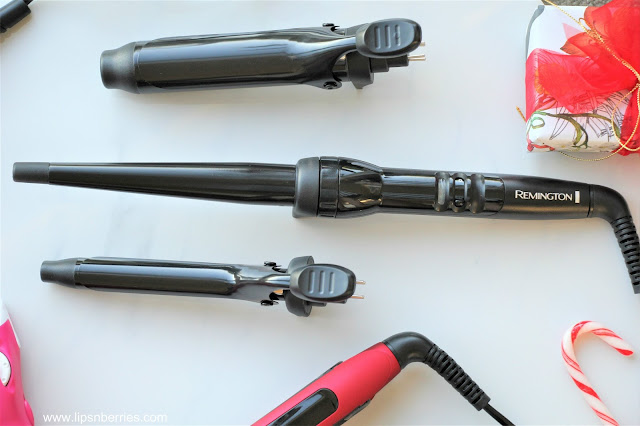 Remington curls collective hair curler review