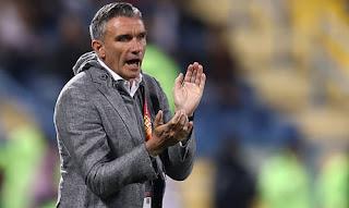 Carteron returns to Zamalek كارتيرون يعود إلى الزمالك