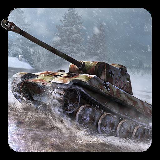 تحميل لعبة Tanks of Battle: World War 2 v1.32 مهكرة وكاملة للاندرويد شراء وتسوق مجانا