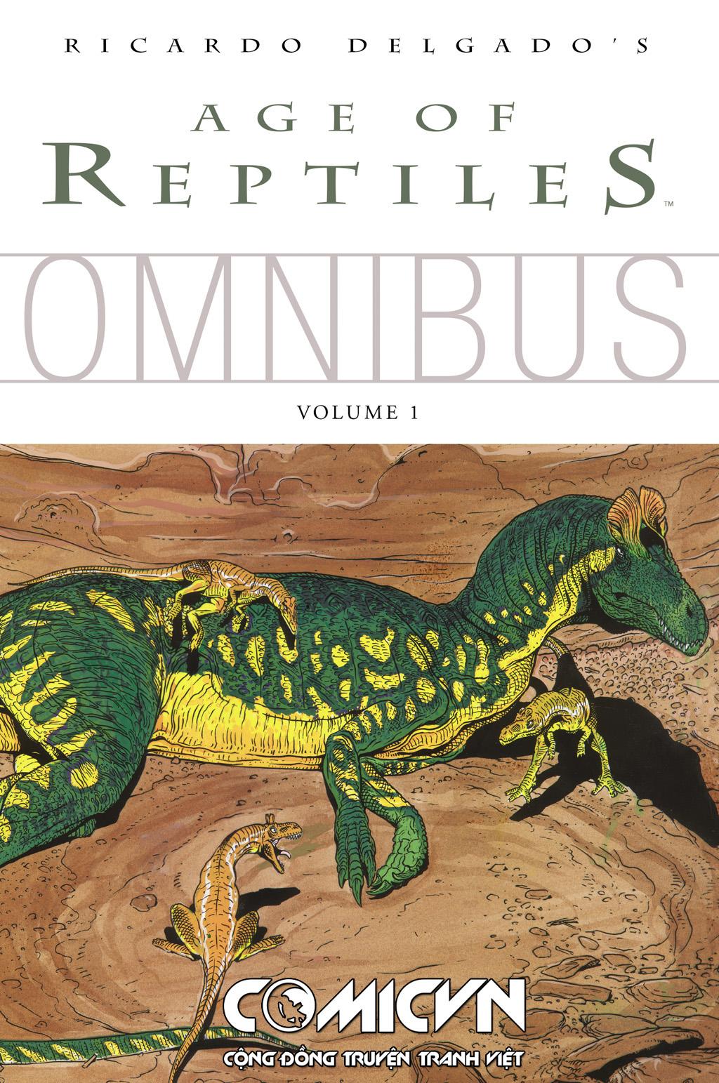AGE OF REPTILES OMNIBUS  Chap 001 - Truyenmoi.xyz