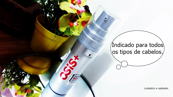 Osis Magic Serum de Brilho Schwarzkopf