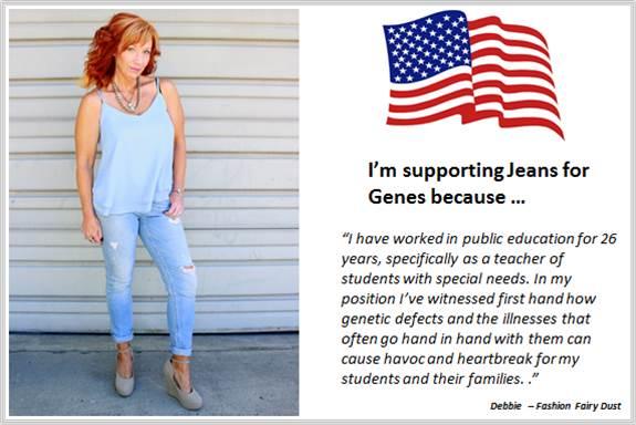 Sydney Fashion Hunter - Fashion Bloggers For Jeans For Genes - Fashion Fairy Dust - USA