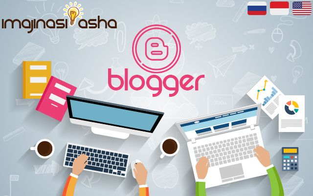 blogger imajinasi asha