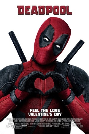 Deadpool (Blu-Ray) Filmes Torrent Download capa
