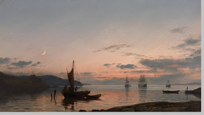 Lukisan Amaldus Clarin Nielsen - berbagaireviews.com