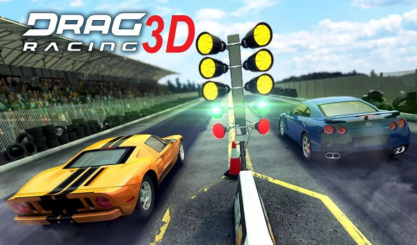 Download Drag Rivals 3D Fast Cars & Street Battle Racing Apk Game