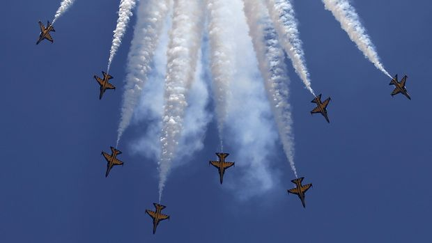 TNI AU Siapkan Indonesia Airshow ditahun 2018