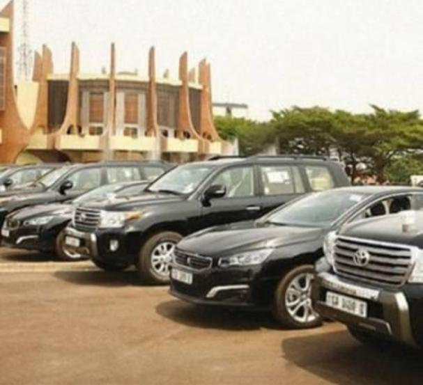 WHO Donates 14 Vehicles To Boost Cameroons COVID-19 Combat Team