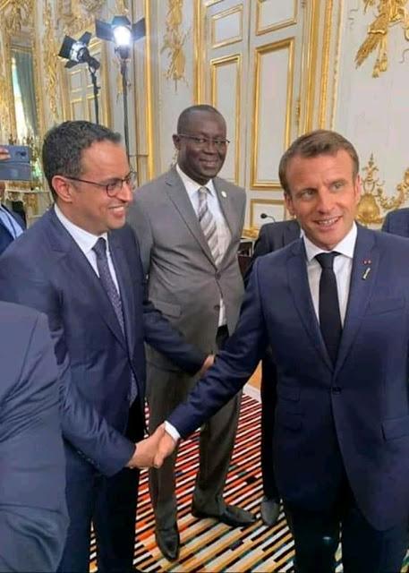 أحمد ولد يحي في قيادة الدبلوماسية الرياضية العالمية..
