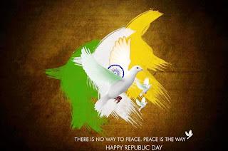 Happy Republic Day Whatsapp DP