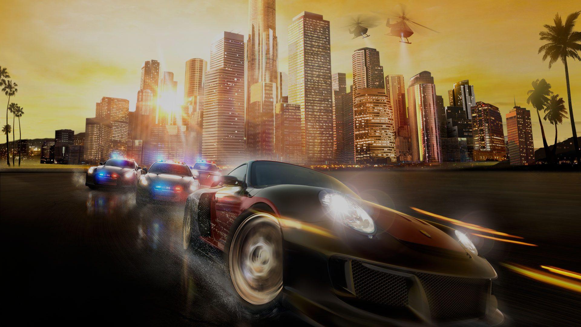 Музыка из игры – Need for Speed: Undercover
