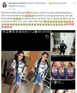 Warri Lady Dies After Fighting With A Benin Lady -friends Claim She Was Charmed