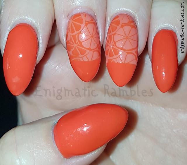 Citrus-Nails