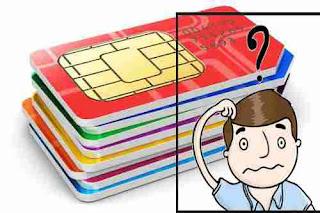 pada tanggal 31 oktober 2017, kominfo melakukan peraturan untuk semua masyarakat di indonesia untuk registrasi ulang kartu sim smartphone