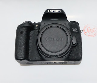 Kamera Canon Eos 760D ( Body Only )