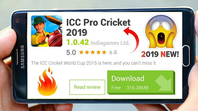 Download Now !! Icc Pro Cricket 19 on Android
