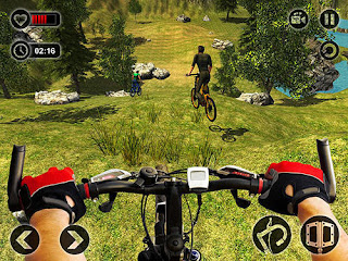 Game Uphill Offroad Bicycle Rider V1.3 MOD Apk