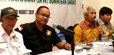 """BPJS TK Padang Bentuk """"PERISAI"""" IKW RI"""